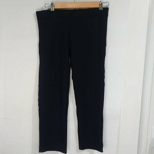 Betabrand dress pant yoga crop classic small